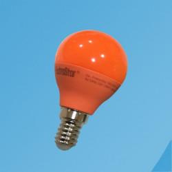 Bombilla roja, LED