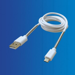 Cable USB - Mini USB con protector
