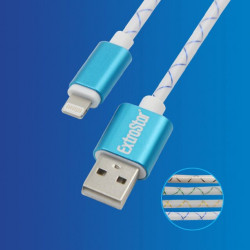 Cable USB - Apple, Varios Colores