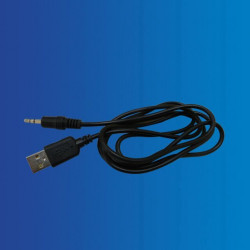 Cable USB - Jack 3.5mm