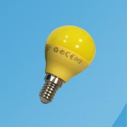 Bombilla amarilla, LED