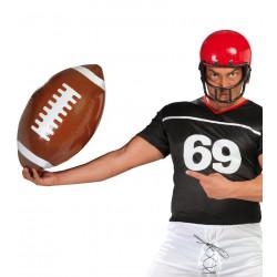 Balón hinchable futbol americano