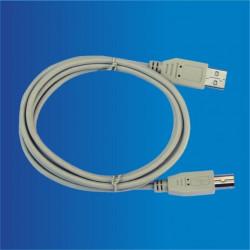 Cable USB para impresora, 2.0