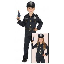Disfraz de policia infantil.Disfraz de policia para niño