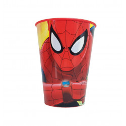 Vaso Ultimate Spider-man de Plástico