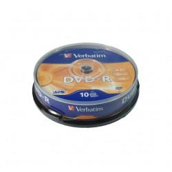 DVD-R, 10 Unidades