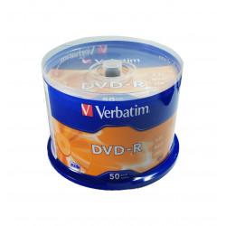 DVD-R, 50 Unidades