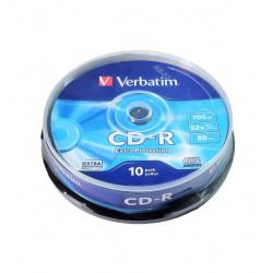 CD-R Extra Protección, 10 Unidades