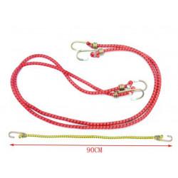 Cuerda para Equipaje, 900*6mm 2 Unidades