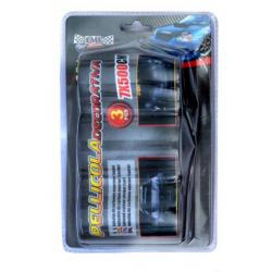 Adhesivo de Carbono 7*500 cm , 3 PCS