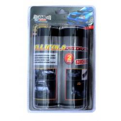 Adhesivo de Carbono para Coches 13*500 cm, 2 PCS