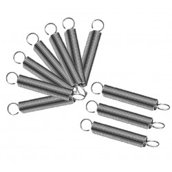 Set de muelles o resortes de 10 PCS,  7.14*50.8 mm