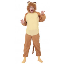 Disfraz de león para adulto