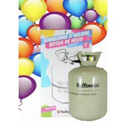 Bombona de Helio, 30 globos. Bombona para hinchar globos