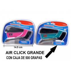 Grapadora AIR Click Grande + Grapas