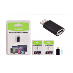 Adaptador Micro USB a iOS