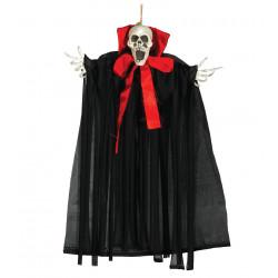 Colgante Vampiro Esqueleto 55cms
