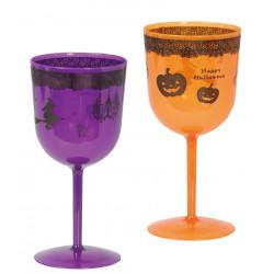 Copas Halloween de Plástico