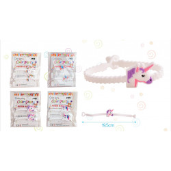 Set de pulseras Unicornio, 2 pcs