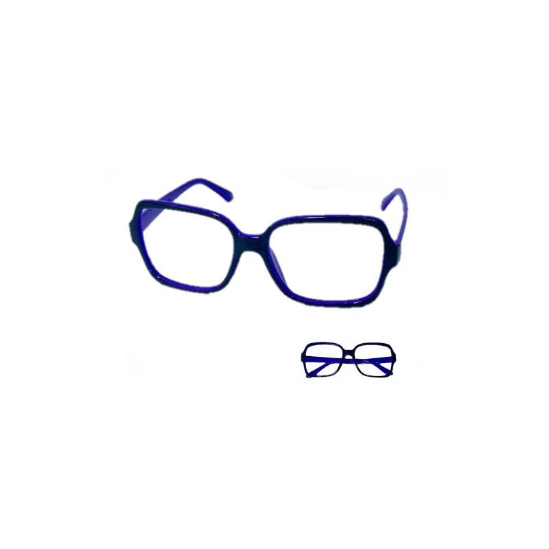 73ce17a378 Gafas Moradas Sin lentes