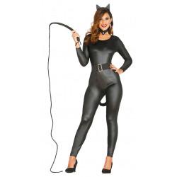 Disfraz de Gata Negra Adulta -Disfraz de Catwoman