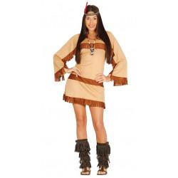 Disfraz de India Cherokee Adulta