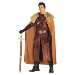 Disfraz señor medieval de las Tierras Altas adulto. Disfraz de Renly Baratheon - GOT
