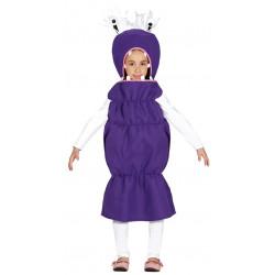 Disfraz de Wormster Infantil - Disfraz de Monstruo Gusano para Niña