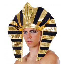 Corona de Faraón Egipcio, Tela
