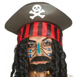 Sombrero Pirata Goma Eva