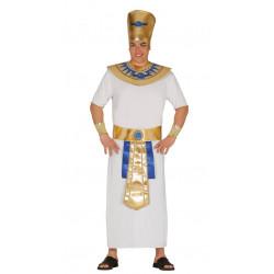 Disfraz de faraón egipcio adulto