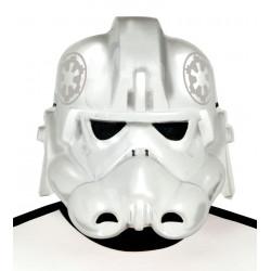 Careta de Soldado del Espacio. Careta de Stormtrooper