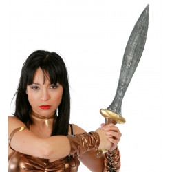 Espada de Gladiador Romano de Plástico, 70 cm