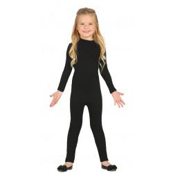 Disfraz de Maillot Negro infantil - Disfraz de Danza para Niña