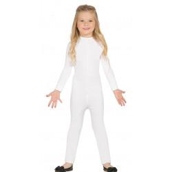 Disfraz de Maillot Blanco infantil - Disfraz de Danza para Niña