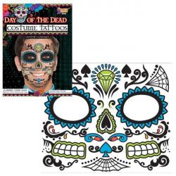 Tattoo 'Día de los muertos', Catrina