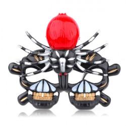 Gafas de Araña Giratoria