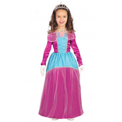 Disfraz de Princesazel Infantil - Disfraz Princesa Medieval para Niña