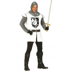 Disfraz de guerrero dragón medieval para adulto