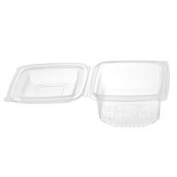 Set de Envase rectangular con tapa, 2 uds