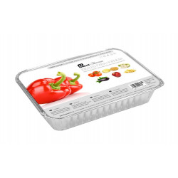 Set de Bandeja rectangular, 4 uds
