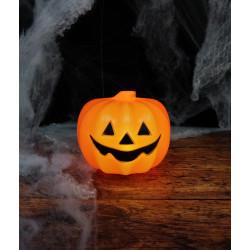 Lámpara de Calabaza para Halloween, 12 cm
