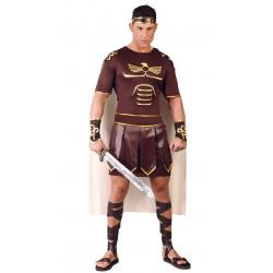 Disfraz de gladius adulto. Disfraz de gladiador romano para adulto