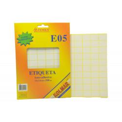 Pack Etiquetas Adhesivas 18x24 mm - 300 Unidades E05