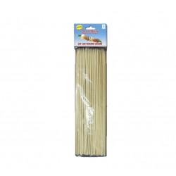 Pinchos Bambú 20cms.