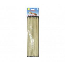 Pincho de Bambú 30cms - 100 Unidades