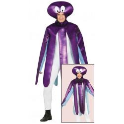 Disfraz de pulpo para adulto