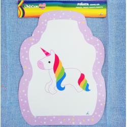 Piñata de unicornios, 43 cm