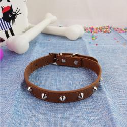 Collar de Perro con Tachuelas, 46 cm