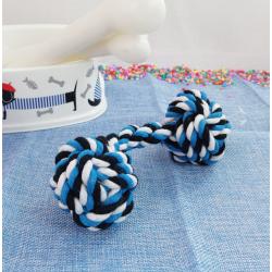 Juguete de Cuerda con Dos Bolas, 17 cm